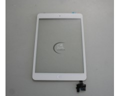 Touchscreen sticla digitizor Apple Ipad Mini alb