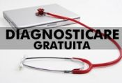 Diagnosticare gratuita